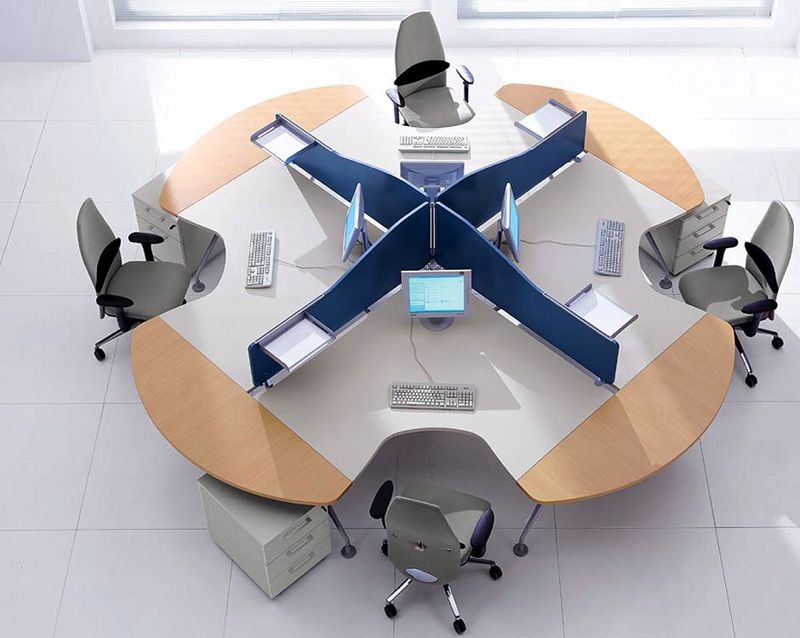 modular office furniture modern workstations cool cubicles